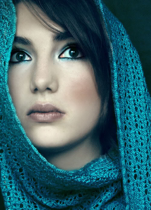 Beautiful Woman Gracias 79
