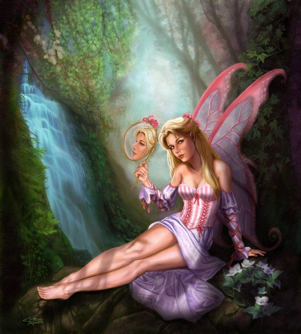 un monde angélique