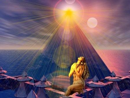 Un monde pharaonique....