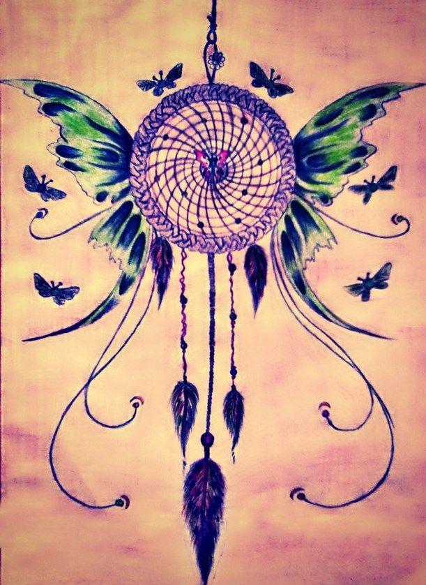 Magnifique attrape reves dreamcatchers - Page 2 @JO_93